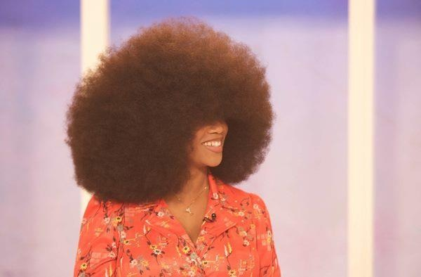 Natural High World S Largest Afro Natural High