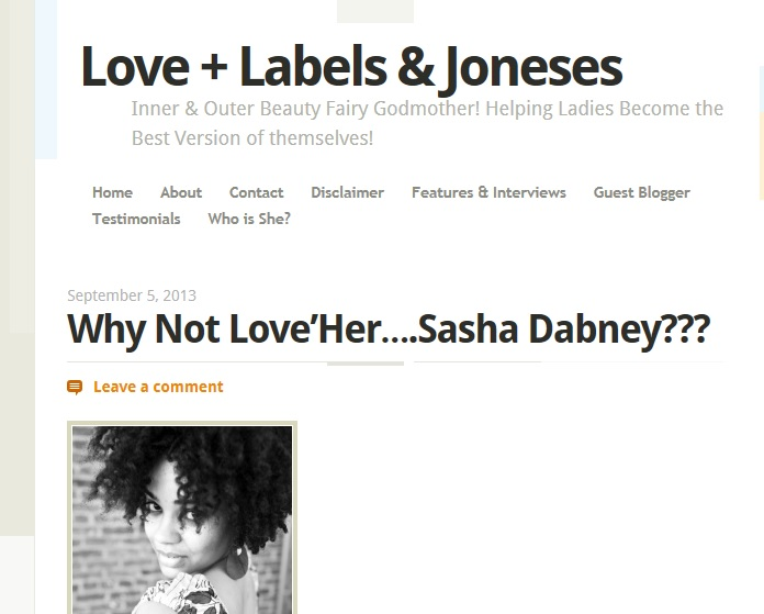 love labels and jones